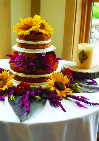 fall cake off site